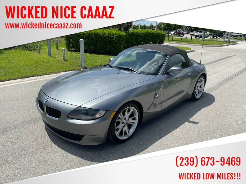 2008 BMW Z4 for sale in Cape Coral, FL