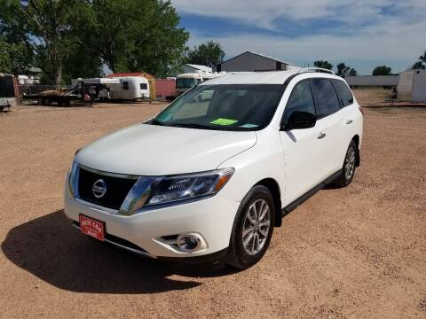 2015 Nissan Pathfinder for sale at Best Car Sales in Rapid City SD