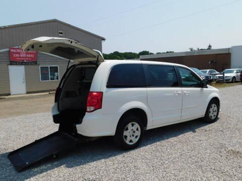 2011 Dodge Grand Caravan for sale at Macrocar Sales Inc in Akron OH