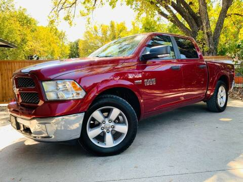 2015 RAM Ram Pickup 1500 for sale at DFW Auto Provider in Haltom City TX