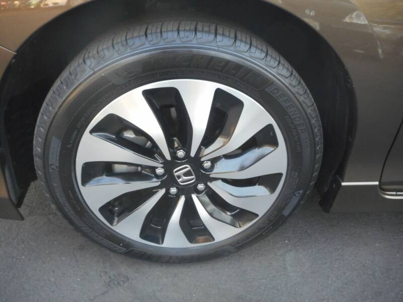 2017 Honda Accord Hybrid Touring 4dr Sedan - Roseville CA