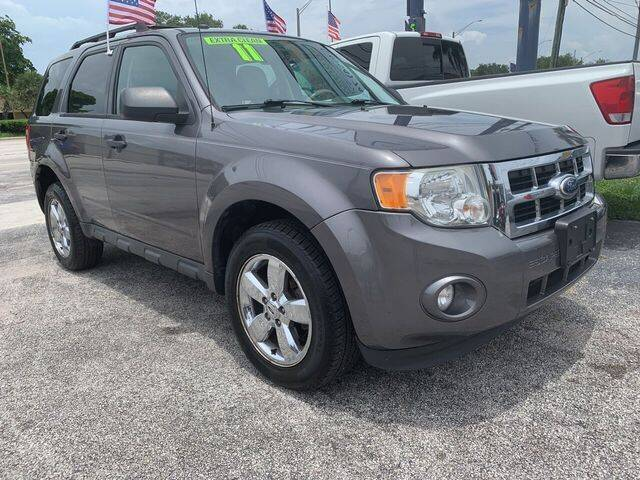 2011 Ford Escape for sale at AUTO PROVIDER in Fort Lauderdale FL