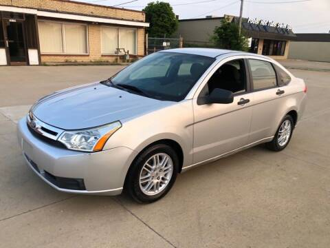2010 Ford Focus for sale at Northeast Auto Sale in Wickliffe OH