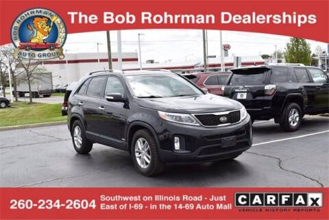 2014 Kia Sorento for sale at BOB ROHRMAN FORT WAYNE TOYOTA in Fort Wayne IN
