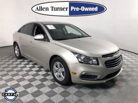 2016 Chevrolet Cruze Limited for sale at Allen Turner Hyundai in Pensacola FL