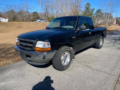 2000 Ford Ranger for sale at Front Porch Motors Inc. in Conyers GA