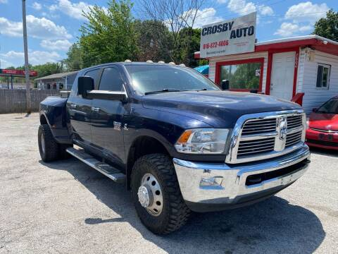 2012 RAM Ram Pickup 3500 for sale at Crosby Auto LLC in Kansas City MO