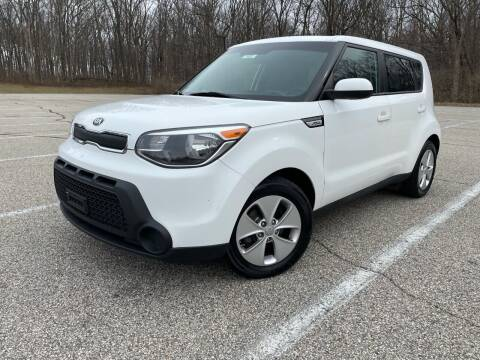 2015 Kia Soul for sale at Lifetime Automotive LLC in Middletown OH