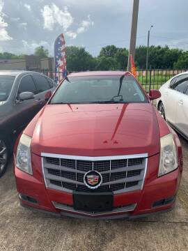 2008 Cadillac CTS for sale at Houston Auto Emporium in Houston TX