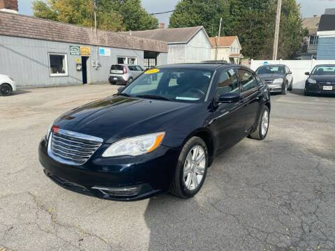 2012 Chrysler 200 for sale at Midtown Autoworld LLC in Herkimer NY
