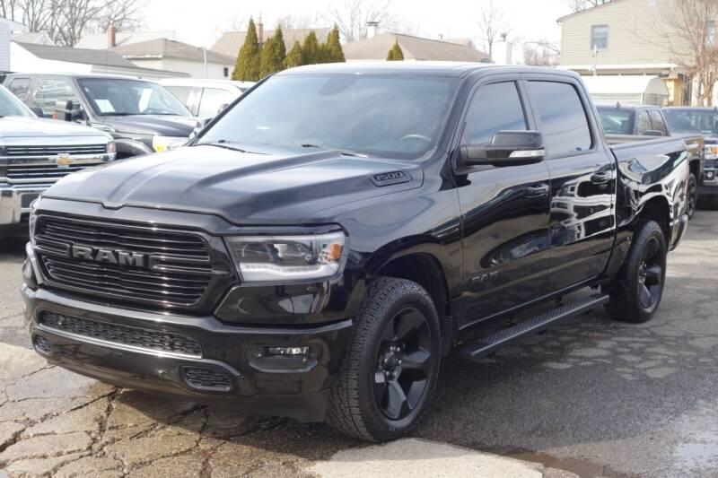 2019 RAM Ram Pickup 1500 for sale at Olger Motors, Inc. in Woodbridge NJ
