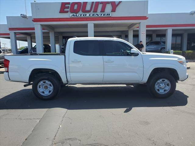 2017 Toyota Tacoma for sale at EQUITY AUTO CENTER in Phoenix AZ