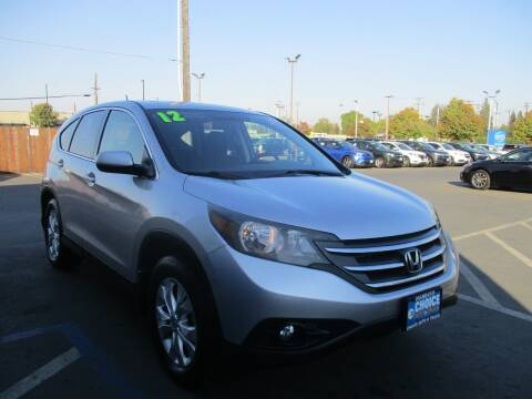 2012 Honda CR-V for sale at Choice Auto & Truck in Sacramento CA