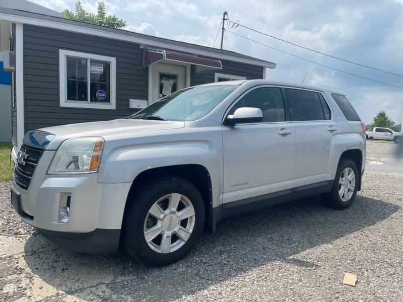 2011 GMC Terrain for sale at Mark John's Pre-Owned Autos in Weirton WV