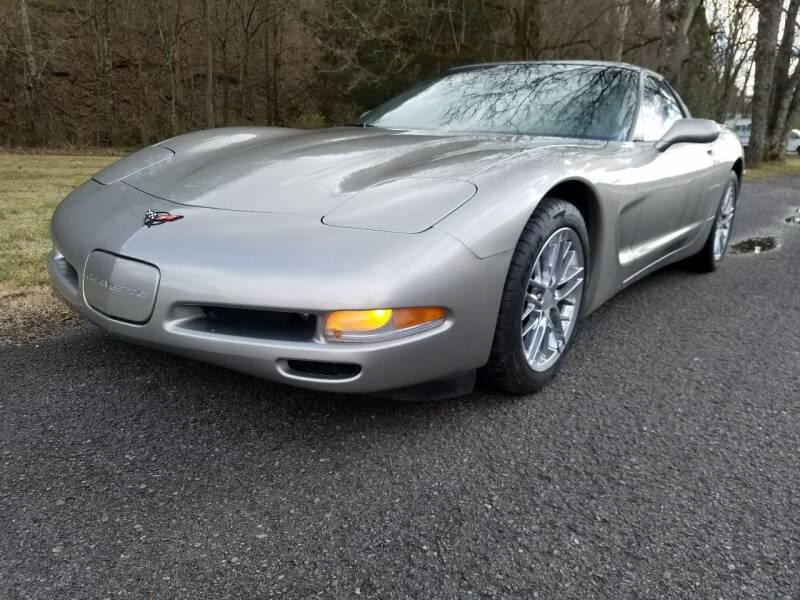 2000 Chevrolet Corvette for sale at G T Auto Group in Goodlettsville TN