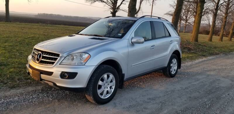 2007 Mercedes-Benz M-Class for sale at Allied Fleet Sales in Saint Charles MO