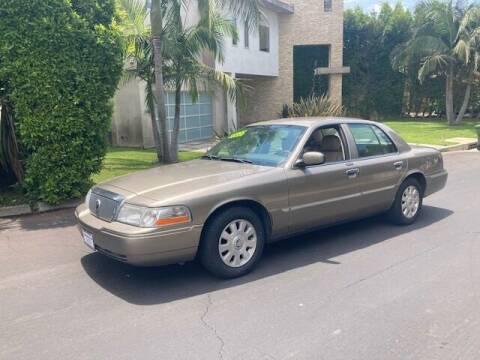 2004 Mercury Grand Marquis for sale at Del Mar Auto LLC in Los Angeles CA