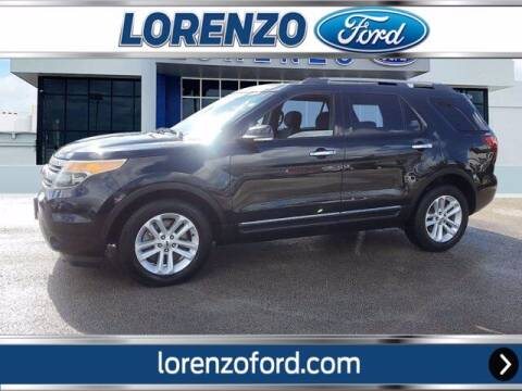 2014 Ford Explorer for sale at Lorenzo Ford in Homestead FL