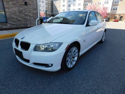 2011 BMW 3 Series for sale at AMERICAR INC in Laurel MD