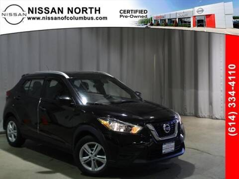 2018 Nissan Kicks for sale at Auto Center of Columbus in Columbus OH
