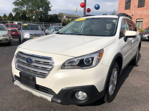 2016 Subaru Outback for sale at KINGSTON AUTO SALES in Wakefield RI