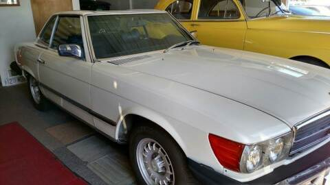 1979 Mercedes-Benz 450 SL for sale at AFFORDABLY PRICED CARS LLC in Mountain Home ID