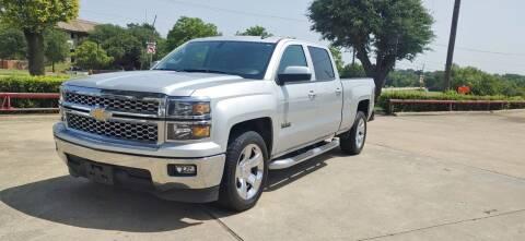 2014 Chevrolet Silverado 1500 for sale at CityWide Motors in Garland TX