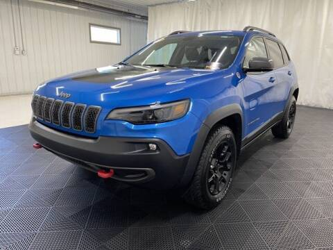 2019 Jeep Cherokee for sale at Monster Motors in Michigan Center MI