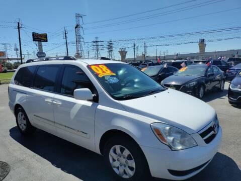 2008 Hyundai Entourage for sale at Texas 1 Auto Finance in Kemah TX