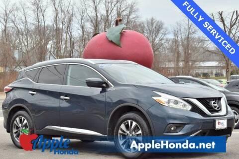 2017 Nissan Murano for sale at APPLE HONDA in Riverhead NY