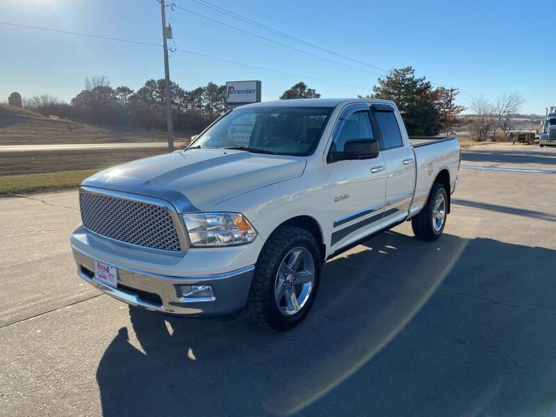 2010 Dodge Ram Pickup 1500 for sale at More 4 Less Auto in Sioux Falls SD
