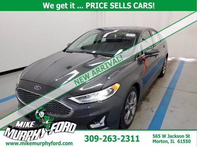 2020 Ford Fusion Hybrid for sale in Morton, IL