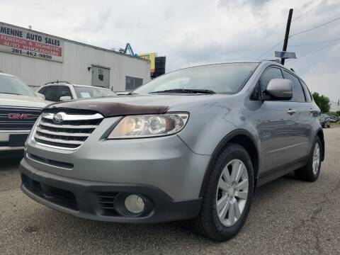2011 Subaru Tribeca for sale at MENNE AUTO SALES LLC in Hasbrouck Heights NJ