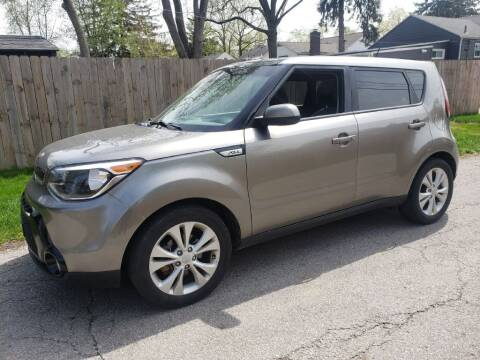 2016 Kia Soul for sale at REM Motors in Columbus OH