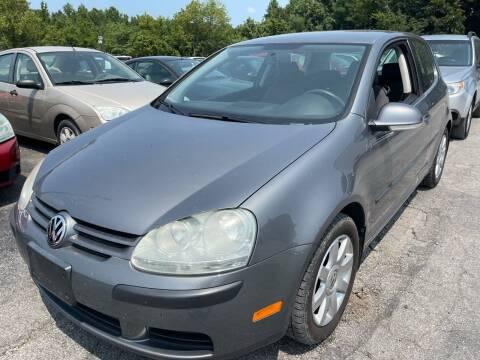2008 Volkswagen Rabbit for sale at Best Buy Auto Sales in Murphysboro IL
