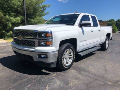 2015 Chevrolet Silverado 1500 for sale at Branford Auto Center in Branford CT