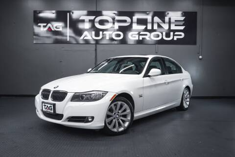 2011 BMW 3 Series for sale at TOPLINE AUTO GROUP in Kent WA
