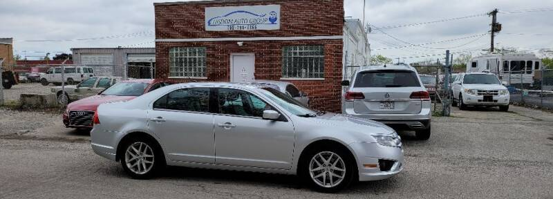 2012 Ford Fusion for sale at Wisdom Auto Group in Calumet Park IL