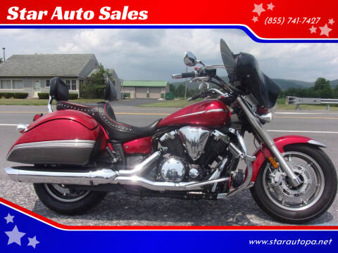 2007 Yamaha V STAR 1300 for sale at Star Auto Sales in Fayetteville PA