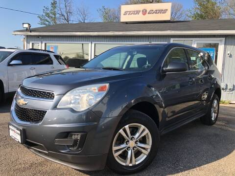 2010 Chevrolet Equinox for sale at Star Cars LLC in Glen Burnie MD