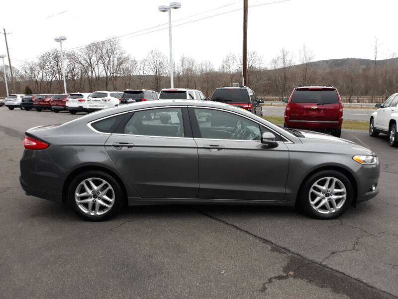 2014 Ford Fusion for sale at Feduke Auto Outlet in Vestal NY