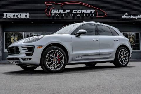 2018 Porsche Macan for sale at Gulf Coast Exotic Auto in Biloxi MS