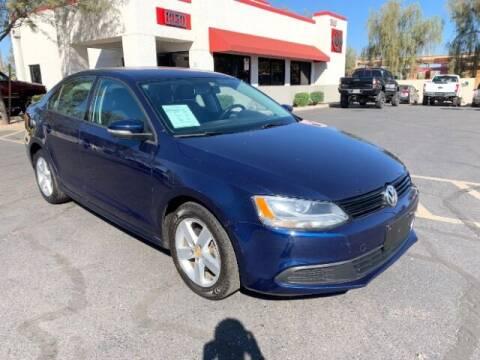 2012 Volkswagen Jetta for sale at Brown & Brown Wholesale in Mesa AZ