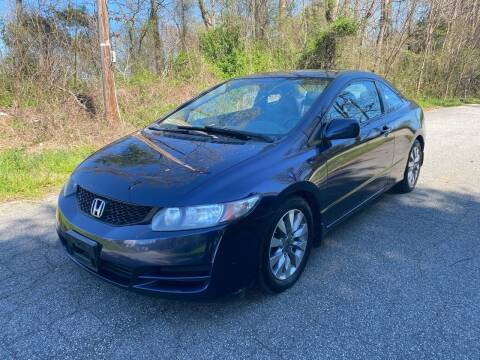 2009 Honda Civic for sale at Speed Auto Mall in Greensboro NC