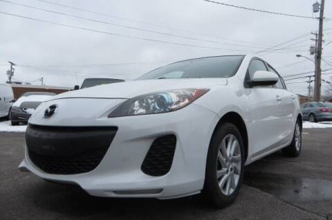 2012 Mazda MAZDA3 for sale at Eddie Auto Brokers in Willowick OH