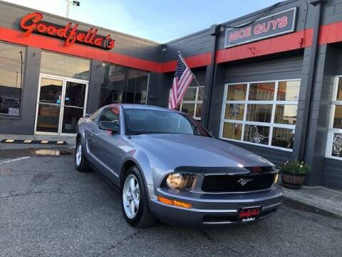 2006 Ford Mustang for sale at Goodfella's  Motor Company in Tacoma WA