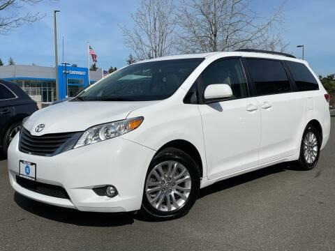 2011 Toyota Sienna for sale at GO AUTO BROKERS in Bellevue WA