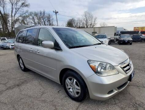 2007 Honda Odyssey for sale at Nile Auto in Columbus OH