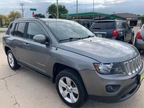 2014 Jeep Compass for sale at Super Trooper Motors in Madison WI