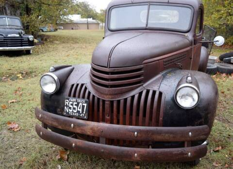 1946 Chevrolet C/K 20 Series for sale at Pat's Auto Sales in Pilot Point TX